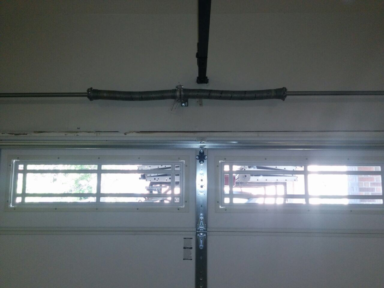 Extension Springs Repair Garage Door Repair Coppell Tx